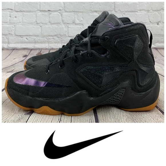 Nike Shoes | Nike Lebron 3 Xiii Black